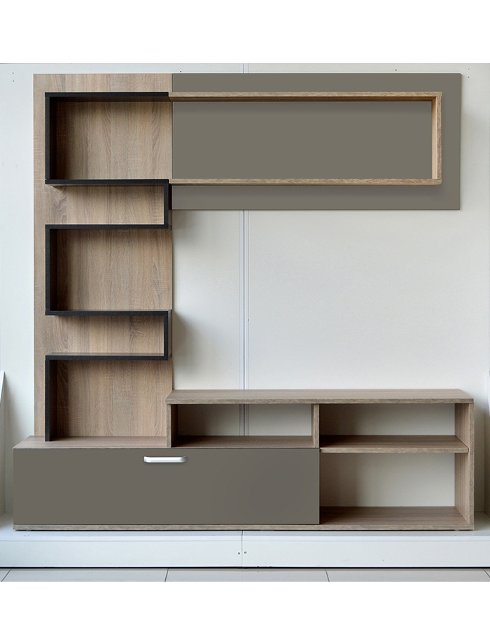 tv regal amber nest. Black Bedroom Furniture Sets. Home Design Ideas