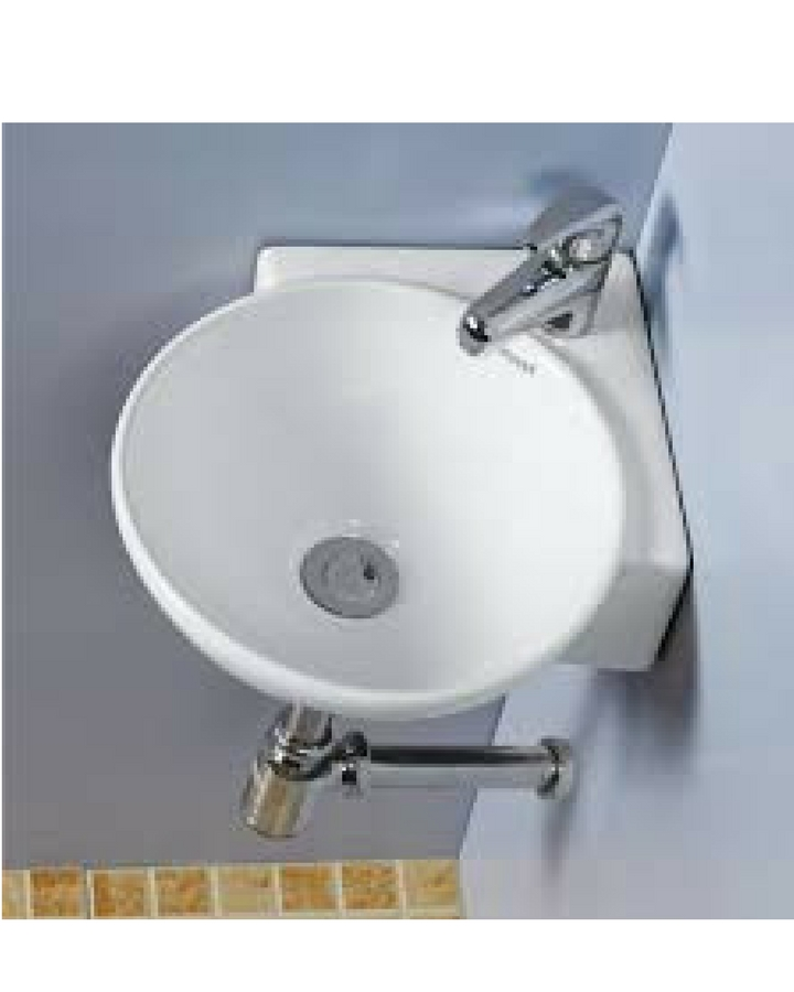 ugaoni lavabo